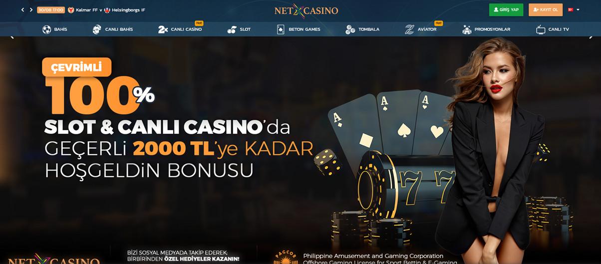 Netxcasino
